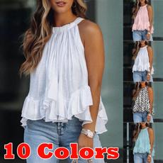blouse, Plus Size, Vest, Womens Blouse