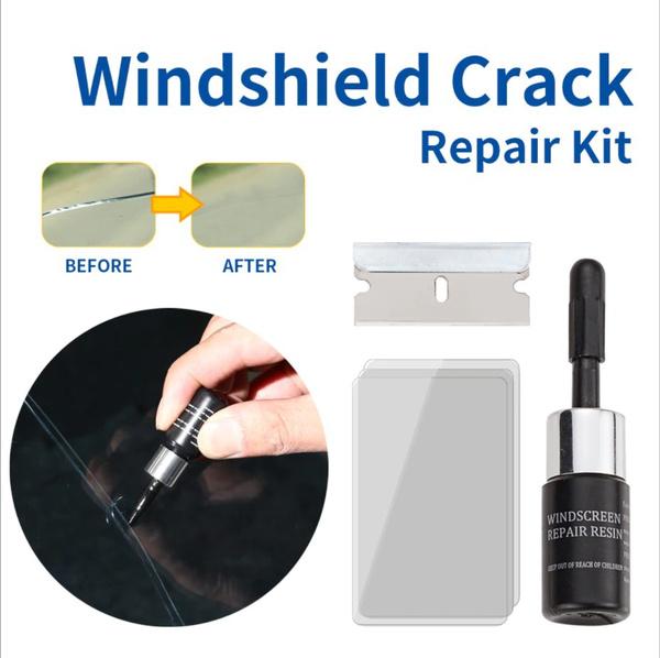 windshieldrepairkit, repairfluid, windshieldrepairfluid, windshieldcrackrepairkit