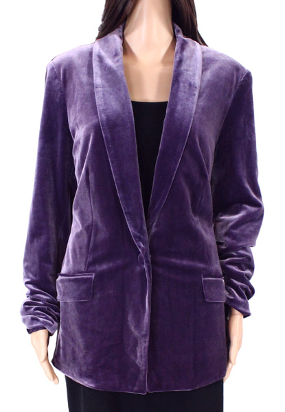 Jacket, Fashion, Blazer, purple