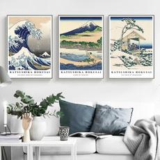 japanesepainting, painting, Wall Art, canvaspainting