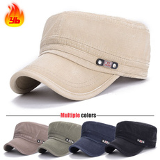 Adjustable Baseball Cap, Outdoor, Army, Cap