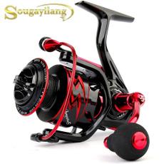 spinningreel, Bass, Sports & Outdoors, Metal