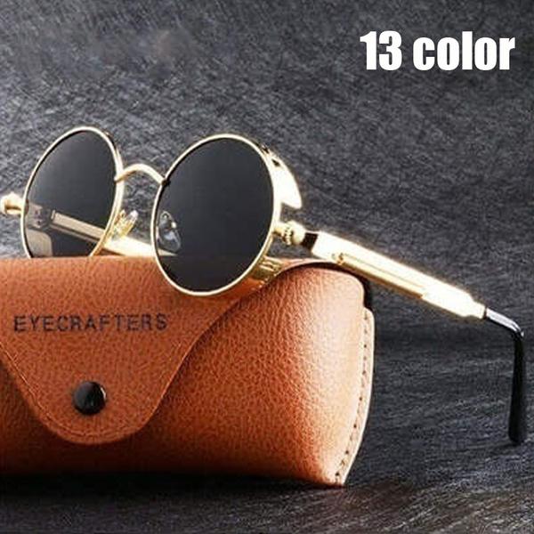 Summer, Fashion, polarised sunglasses, Round Sunglasses