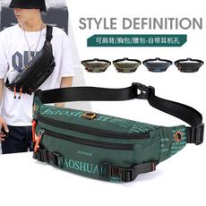 menwaistbag, Hiking, leatherbeltbag, Waist