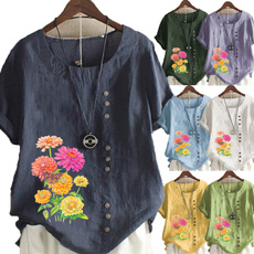 Summer, Plus Size, Graphic Shirt, summer t-shirts