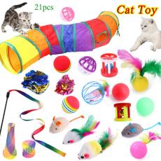 Plush Toys, rainbow, catsaccessorie, Toy