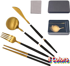 coffeespoon, case, stainlesssteelcutlery, soupspoon