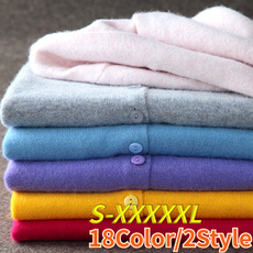 Plus Size, sweater coat, Long Sleeve, Gel