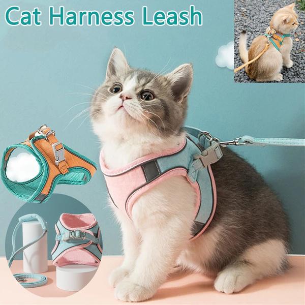 Harness, Vest, Outdoor, puppyharnessleash