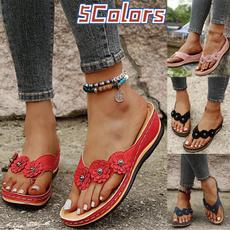 Summer, Flip Flops, Plus Size, Sandals & Flip Flops