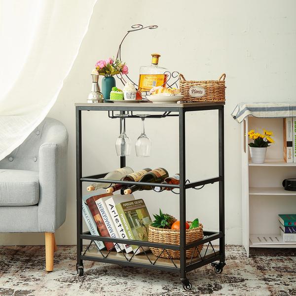 Kitchen & Dining, Mobile, Storage, displaystand