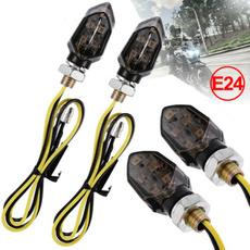 amber, Mini, motorcycleuniversalturnsignal, signallight