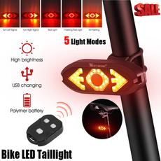 led, Bicycle, Sports & Outdoors, warningtaillamp