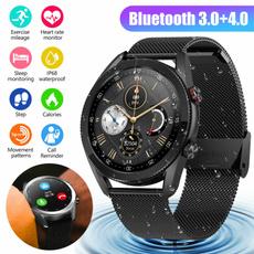 Heart, Touch Screen, heartrate, Waterproof Watch