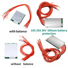 10, protectionboard, 35a, Battery