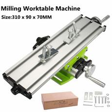 Mini, bench, millingmachine, milling