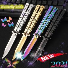 butterfly, Blade, butterflyknive, Tool