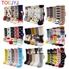 cute, Cotton Socks, socksforgirl, Owl