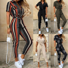 Women Rompers, Shorts, Fashion, Sleeve