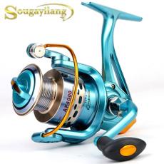 spinningreel, Outdoor, trollingfishingreel, Bass