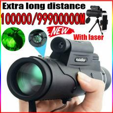 Flashlight, Hiking, Outdoor, Laser