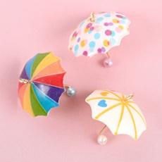 Mini, Umbrella, Jewelry, Chain