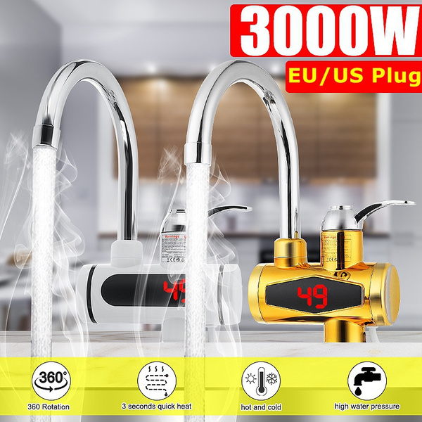 water, Bathroom, led, Electric