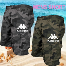 Plus Size, kappa, pants, casualshort