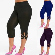 Leggings, elastic waist, Cintura, Elastic