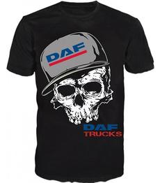 daf, Fashion, Truck, Shirt