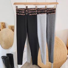 Leggings, Fashion, pinstripe, cottontrouser
