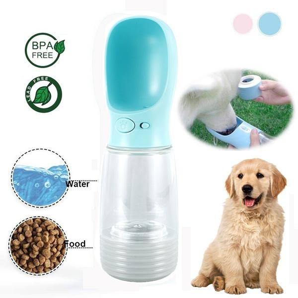 dogfeeding, dogdrinkingwater, Outdoor, portable