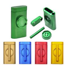 herbspice, grinder, tobacco, Aluminum