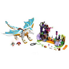 building, Educational, Toy, dragon
