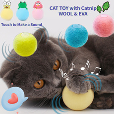 toyball, cattoy, Toy, Pets