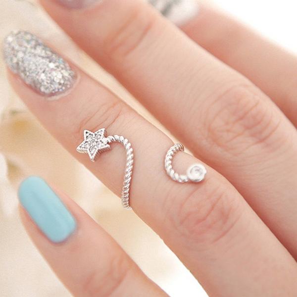 mouthbracelet, DIAMOND, Star, Jewelry