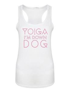 Vest, Yoga, I, Gym