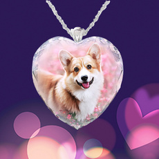 corginecklace, puppynecklace, Love, Family