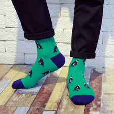 cute, middletubesock, Funny, Shoes Accessories