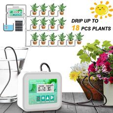Plants, solarpoweredgadget, led, usb
