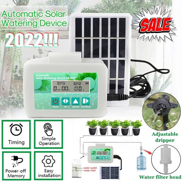 Plants, solarpoweredgadget, Garden, Gardening Supplies