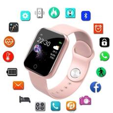 Smartphones, Waterproof, Silicone, Watch