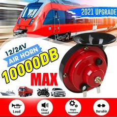 trainhorn, Cars, loudspeakerhorn, Train