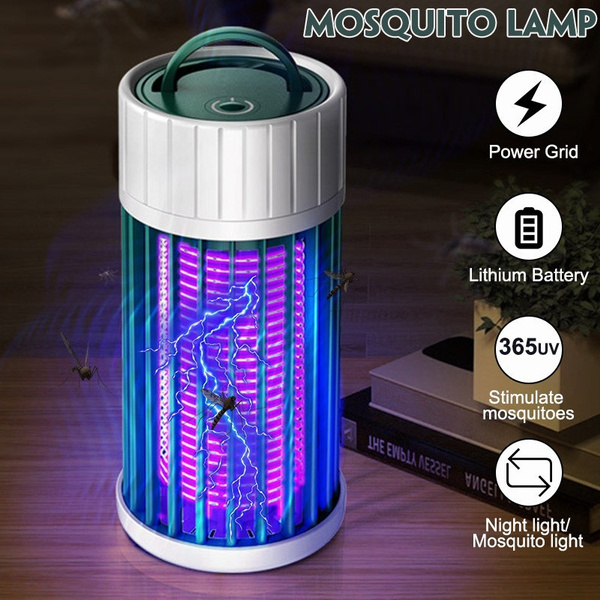 bugzapper, Outdoor, uvmosquitolamp, electronicinsectkiller