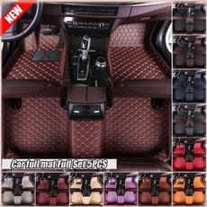 nonslipcarmat, autocarpet, Waterproof, leather