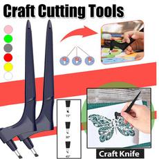 Craft Supplies, Steel, craftknife, art
