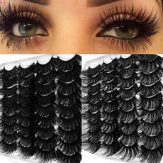 Eyelashes, minklashe, 8deyelash, Beauty