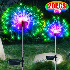 Outdoor, fireworklight, Garden, Waterproof