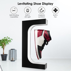 levitatingdisplay, solargenerator, sportsshoebox, displaystand