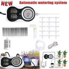 Indoor, Gardening, Gardening Supplies, automaticwateringdevice